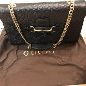 Gucci Emily Medium Shoulder Bag